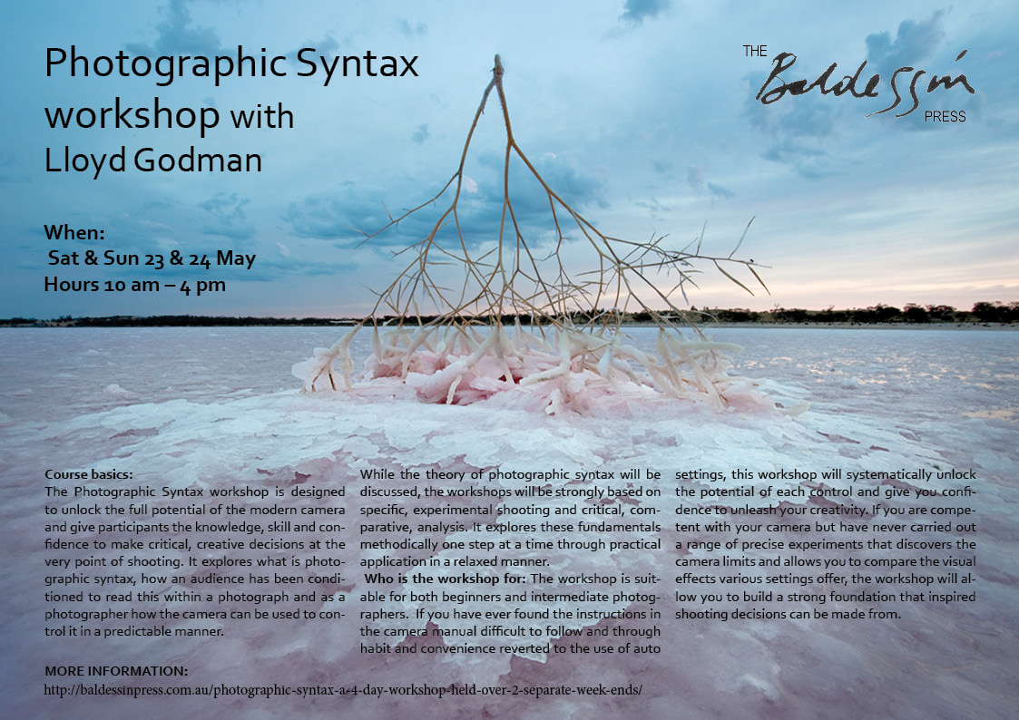 Photographic workshop
